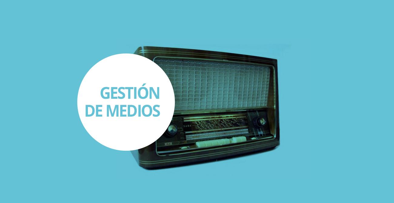Campañas de publicidad 360. Online y offline y gestión de medios