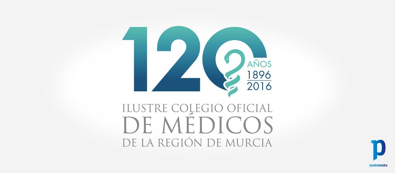 Logo-Colegio-Medicos-Murcia-Pantumaka-Agencia-de-Publicidad-Murcia