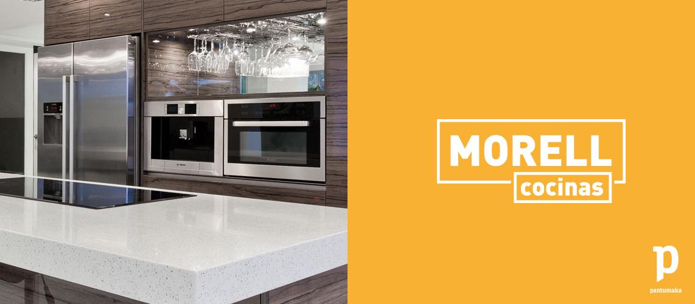 Logotipo-Cocinas-Morell-Pantumaka-Agencia-de-Publicidad-Murcia
