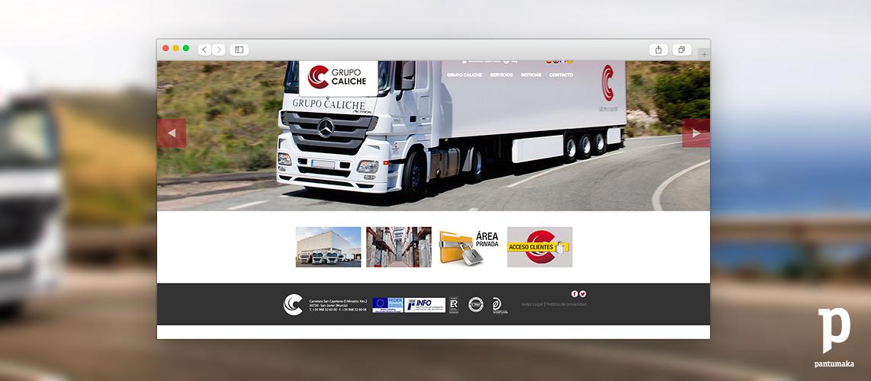 Web-Grupo-Caliche-Pantumaka-Agencia-de-Publicidad-Murcia