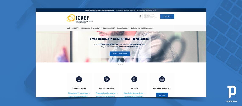 Icref-Web-Pantumaka-Agencia-de-Publicidad-Murcia