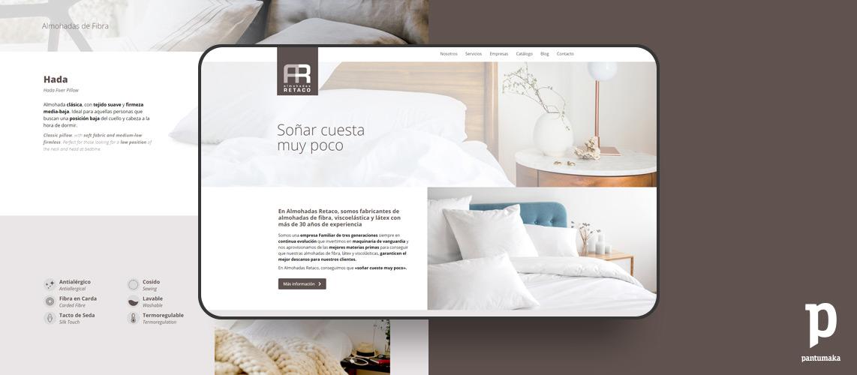 Almohadas-Retaco-web-Pantumaka-Agencia-de-Publicidad-Murcia
