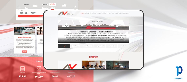 Alta-Velocidad-Murcia-Pantumaka-Agencia-de-Publicidad-Murcia
