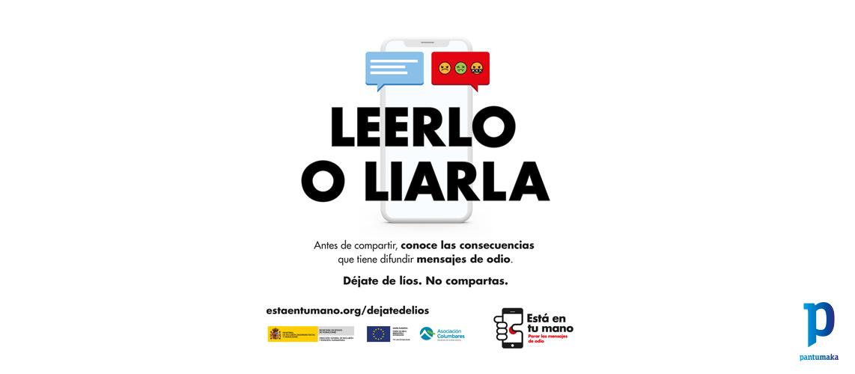 Asociacion-Columbares-estaentumano-leer-o-liarla-digital-Pantumaka-Agencia-de-Publicidad-Murcia