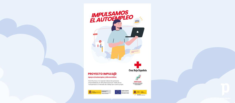 Cruz-Roja-Impulsa-cartelPantumaka-Agencia-de-Publicidad-Murcia
