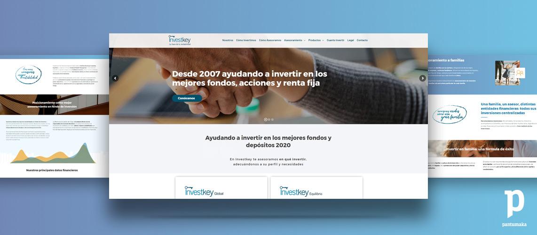 Investkey-web-Pantumaka-Agencia-de-Publicidad-Murcia
