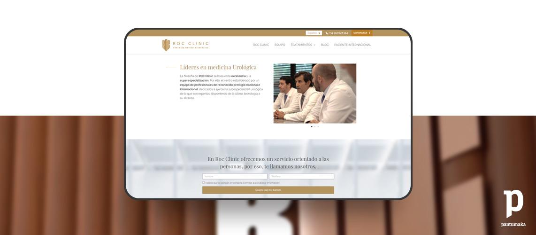 Roc-urologia-madrid-web-Pantumaka-Agencia-de-Publicidad-Murcia